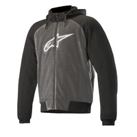 Alpinestars Chrome Sport Anthracite/Black/White Hoodie
