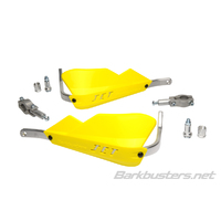 "Barkbusters JET Dirt Bike Handguards for 22mm (7/8"") Handlebars - Yellow"