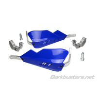 Barkbusters JET Enduro Dirt Bike Handguards for Tapered Handlebars - Blue