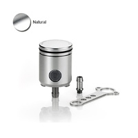 Genuine Rizoma Silver Universal Motorcycle Clutch Fluid Reservoir Tank - CT017A