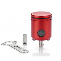 Genuine Rizoma Clutch Fluid Reservoir Red Billet Aluminium - CT025R