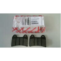 DUCATI BREMBO Motorcycle Front Brake Pads - MULTISTRADA / MONSTER / 996