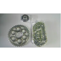 Ducati OEM Chain and Sprocket Set Final Drive Kit for 1098 / 1198