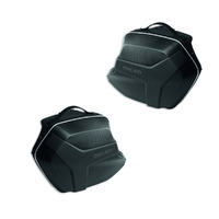 Ducati Genuine Thermoformed ABS Side Panniers