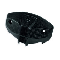 Ducati Genuine Matte Carbon Instrument Cover