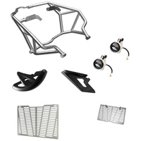 Ducati Multistrada Enduro Accessory Package