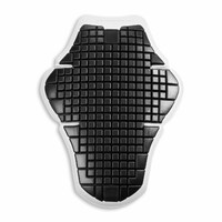 Ducati Genuine Warrior 2 Black Back Protector