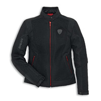 Ducati Genuine Ladies Flow 2 Fabric Jacket