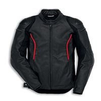 Ducati Genuine Stealth C2 Standard Leather Jacket
