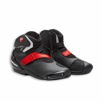 Ducati Genuine Theme Technical Short Boots