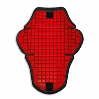 Ducati Genuine Warrior 2 Red Back Protector