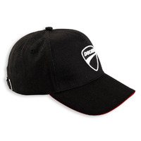 Ducati Genuine Company Black Cap