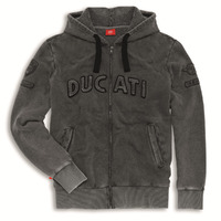 Ducati Genuine Historical Hooded Jumper
