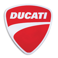 Ducati Genuine Company Metal Sign