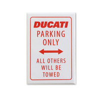 Ducati Genuine Parking Magnet