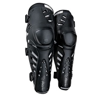 Fox TITAN PRO KNEE/SHIN GUARD Blk       /OS
