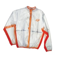 Fox Fluid Orange MX Jacket