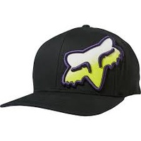 Fox HONR FLEXFIT HAT 2020 Blk