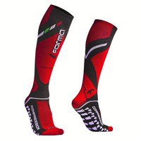 FORMA SOCKS OFFROAD BLACK / RED 39EU-42EU /