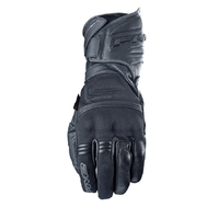 Five GT-2 Waterproof Black Road Gloves