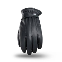 Five Nevada Black Road Gloves