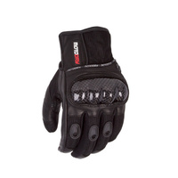 MotoDry Aero Black Road Gloves