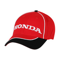 Honda Company Red/Black Cap