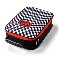 100% Checkers Goggle Bag