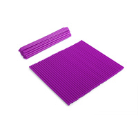 RHK Purple Spoke Wrap Set - Front & Rear
