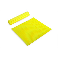 RHK Yellow Spoke Wrap Set - Front & Rear