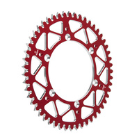 TAG Honda CR 125/250/500 1983-2007 Red Rear Race Sprocket