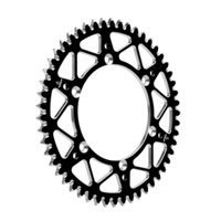 TAG Kawasaki KX 125/250/500 1980-2010 Black Rear Race Sprocket