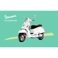 Vespa MY18 GTS Super 300 ABS