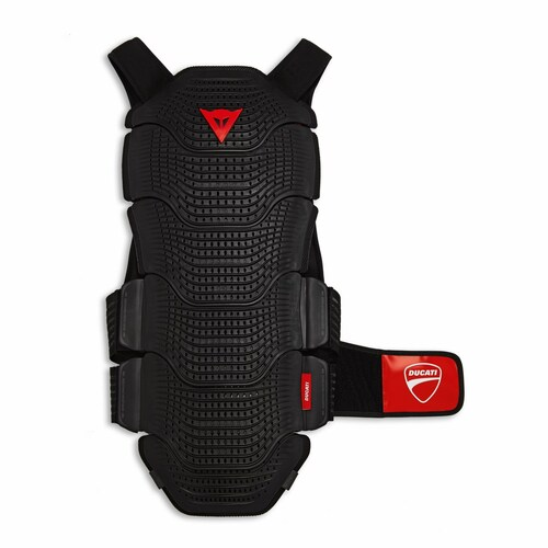 Ducati Genuine Company 2 Back Protector V55 [Size: Medium]