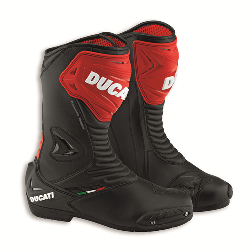 Ducati Genuine Sport 2 Racing Boots [Size: 38]