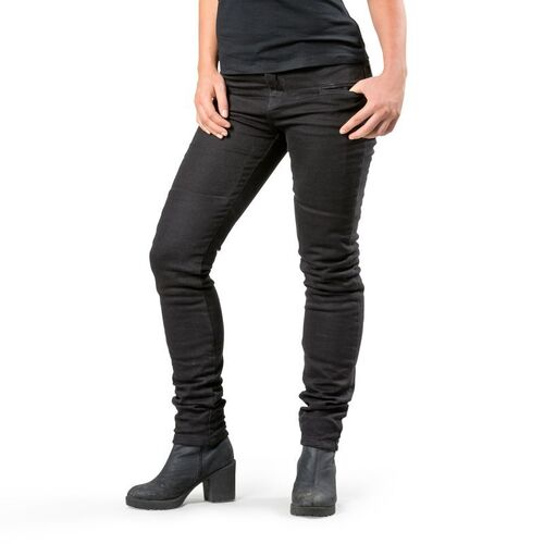 Draggin Black Twista Jeans - Ladies 6